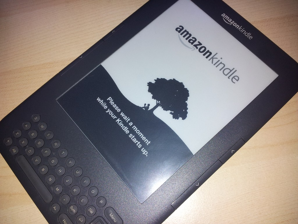 kindle busted